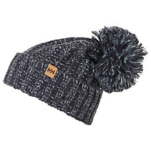 Buy Helly Hansen Knitted Beanie Hat, One Size, Blue Online at johnlewis.com