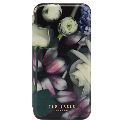 Image of Ted Baker Lima Kensington Floral iPhone Case, Black