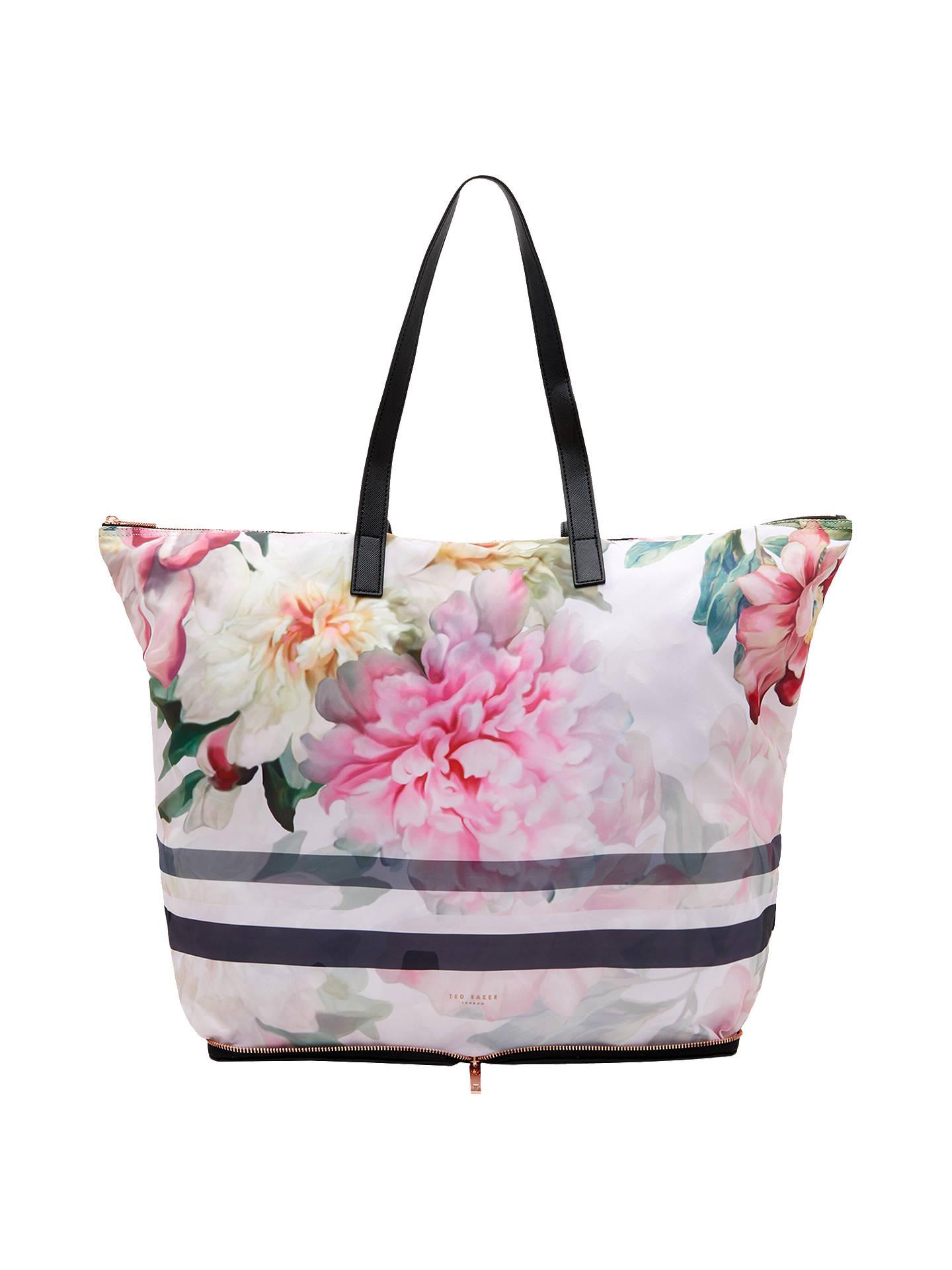Ted Baker Otallie Painted Poise Foldaway Shopper Bag Baby
