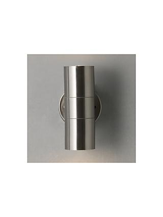 John Lewis & Partners Strom LED Outdoor Wall Light