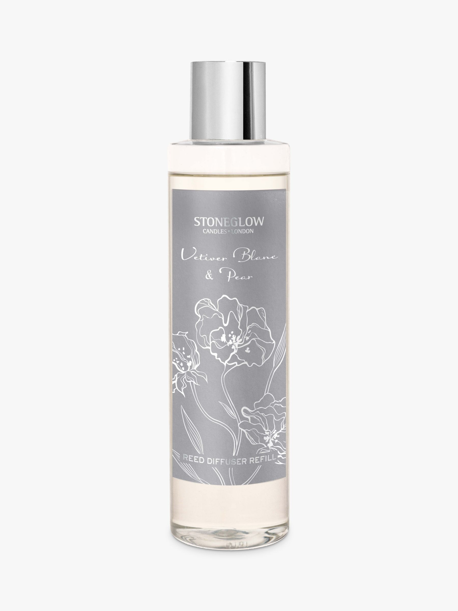 Stoneglow Stoneglow Day Flower Vetiver Blanc & Pear Diffuser Refill, 200ml
