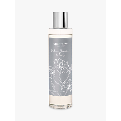 Stoneglow Day Flower White Jasmine & Lily Diffuser Refill, 200ml