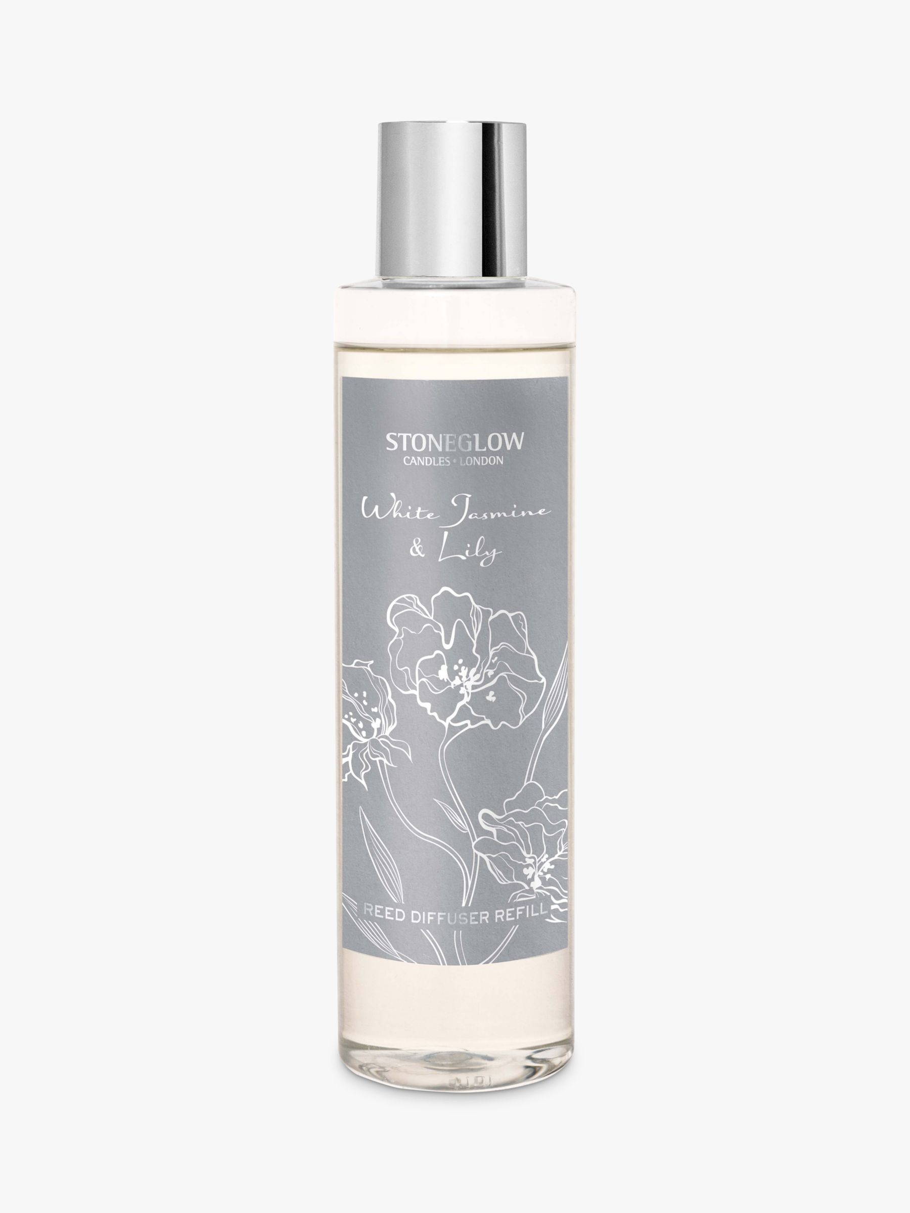 Stoneglow Stoneglow Day Flower White Jasmine & Lily Diffuser Refill, 200ml