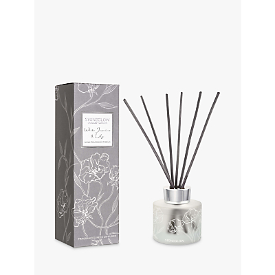 Stoneglow Day Flower White Jasmine & Lily Diffuser, 120ml