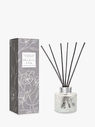 Stoneglow Day Flower White Jasmine & Lily Reed Diffuser, 120ml