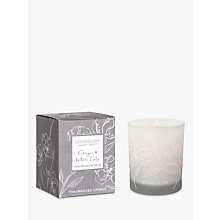 Buy Stoneglow Day Flower Ginger & White Lily Scented Candle Online at johnlewis.com