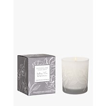 Buy Stoneglow Day Flower White Tea & Wisteria Candle Online at johnlewis.com
