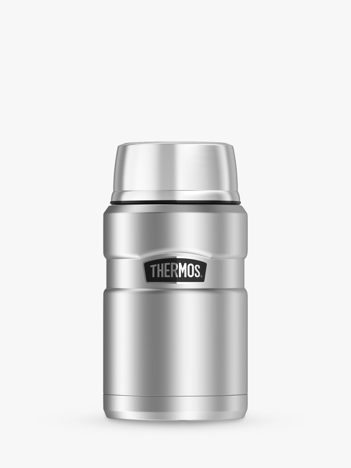 Thermos Thermos King Food Flask, Stainless Steel, 710ml