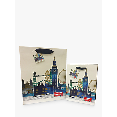Product photo of Pizazz london gift bag