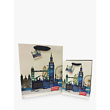 Buy Pizazz London Gift Bag Online at johnlewis.com