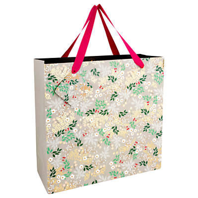 Image of Sara Miller Floral Gift Bag