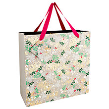 Buy Sara Miller Floral Gift Bag Online at johnlewis.com