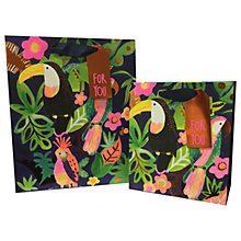 Buy Paper Salad Tropical Gift Bag Online at johnlewis.com