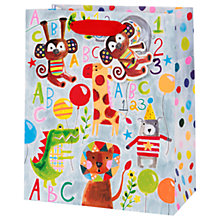 Buy Paper Salad Animal Gift Bag Online at johnlewis.com