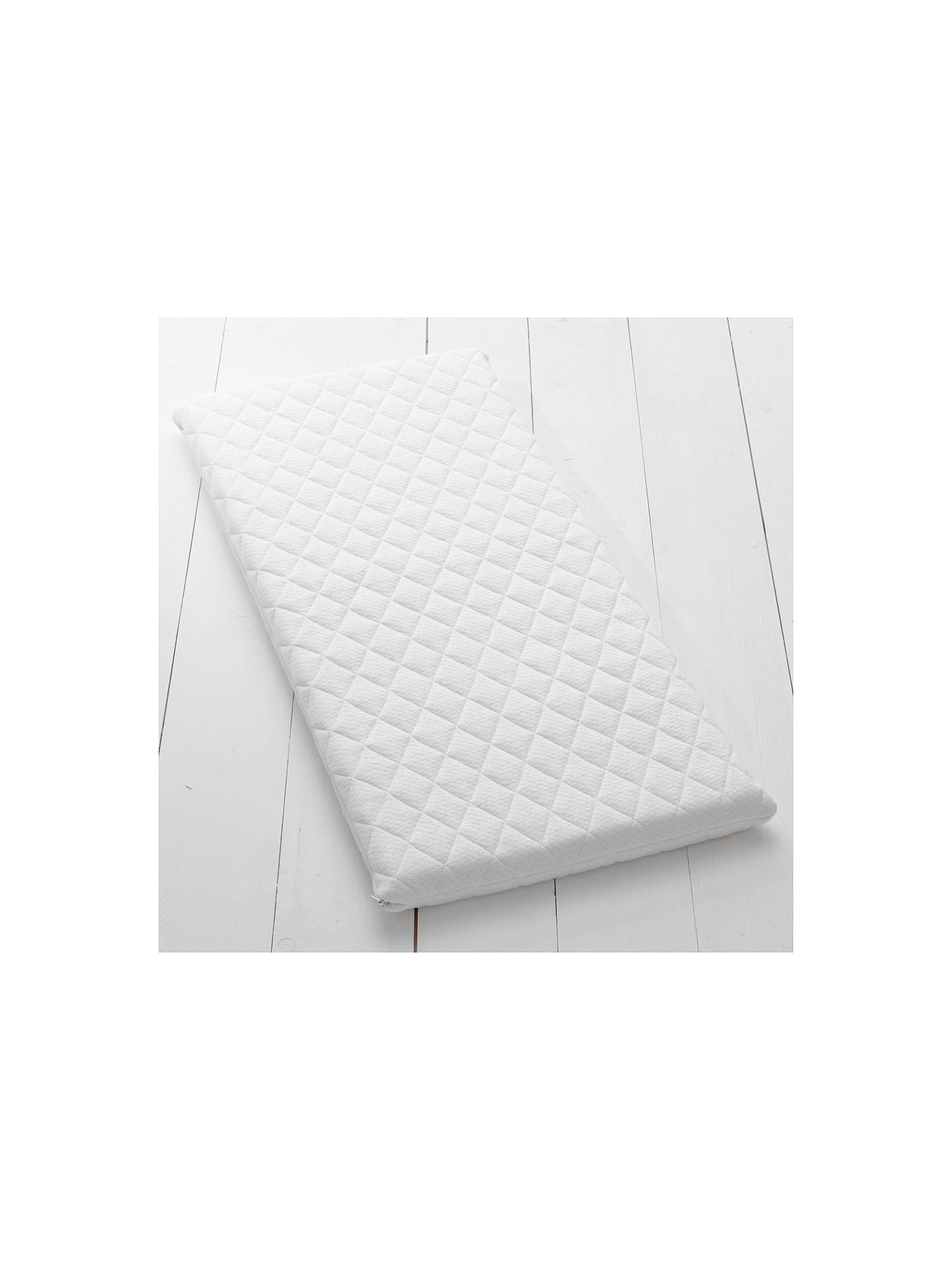 John Lewis Amp Partners Premium Foam Crib Mattress 80 5 X