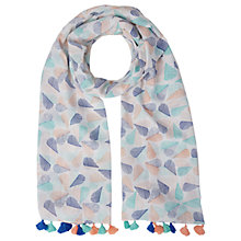 Buy White Stuff Porto Heart Scarf, Multi Online at johnlewis.com