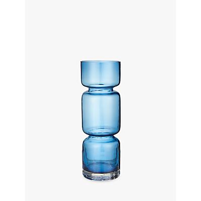 John Lewis Cylinder Form Vase, Blue