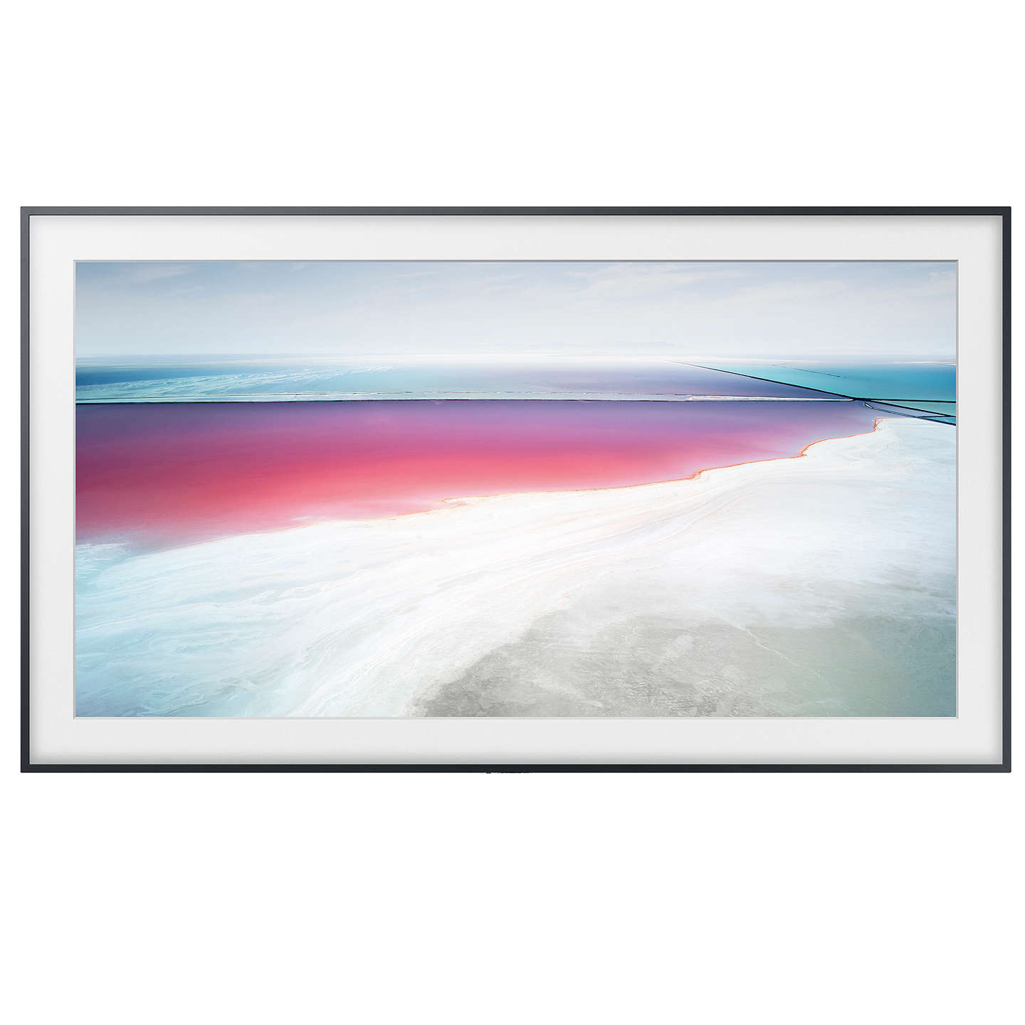 "BuySamsung The Frame Art Mode TV, 55"", Ultra HD Certified Online at johnlewis.com"