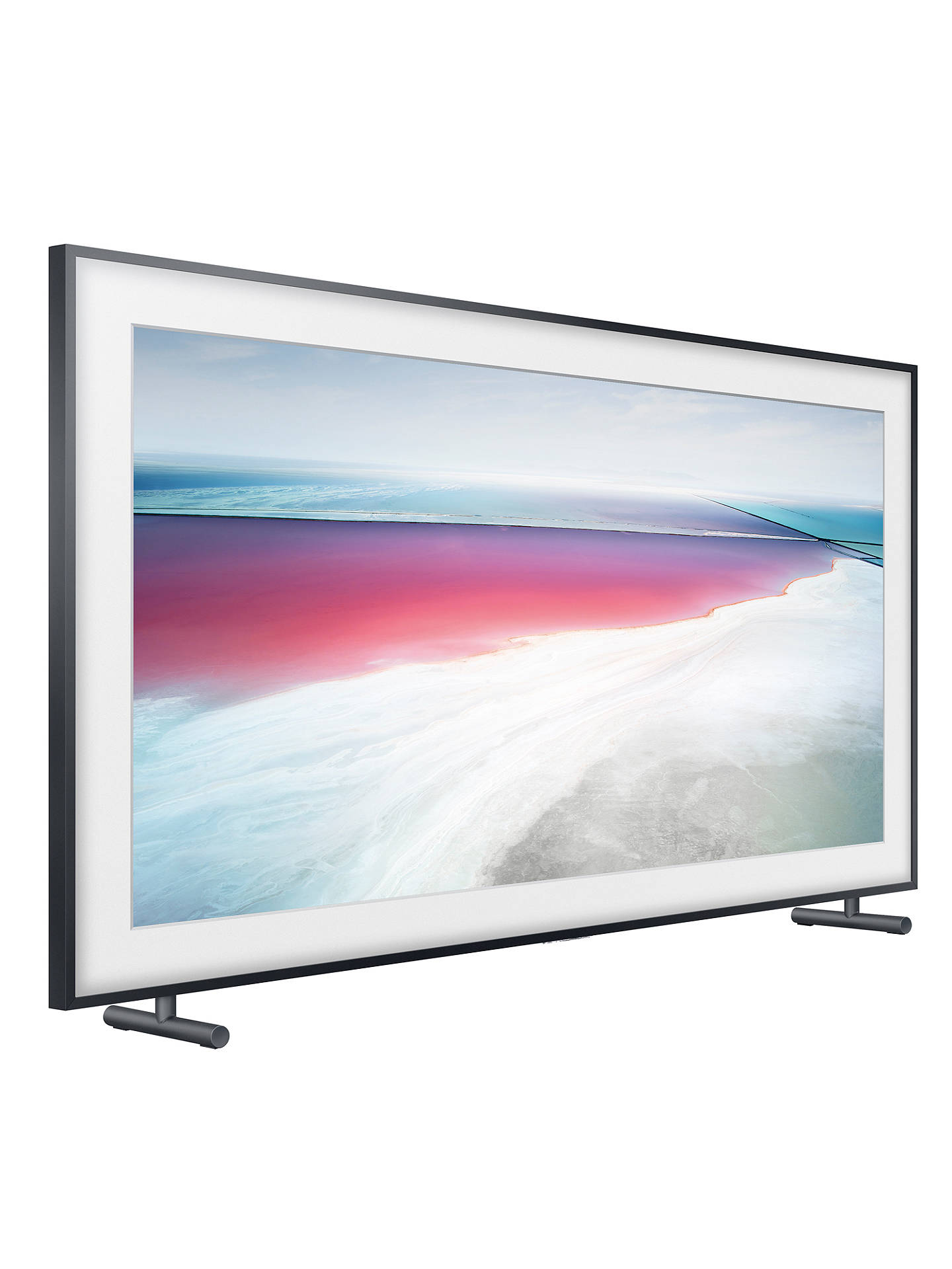 "BuySamsung The Frame Art Mode TV with No-Gap Wall Mount, 65"", Ultra HD Certified Online at johnlewis.com"