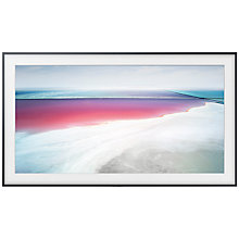 "Buy Samsung The Frame Art Mode TV, 65"", Ultra HD Certified Online at johnlewis.com"