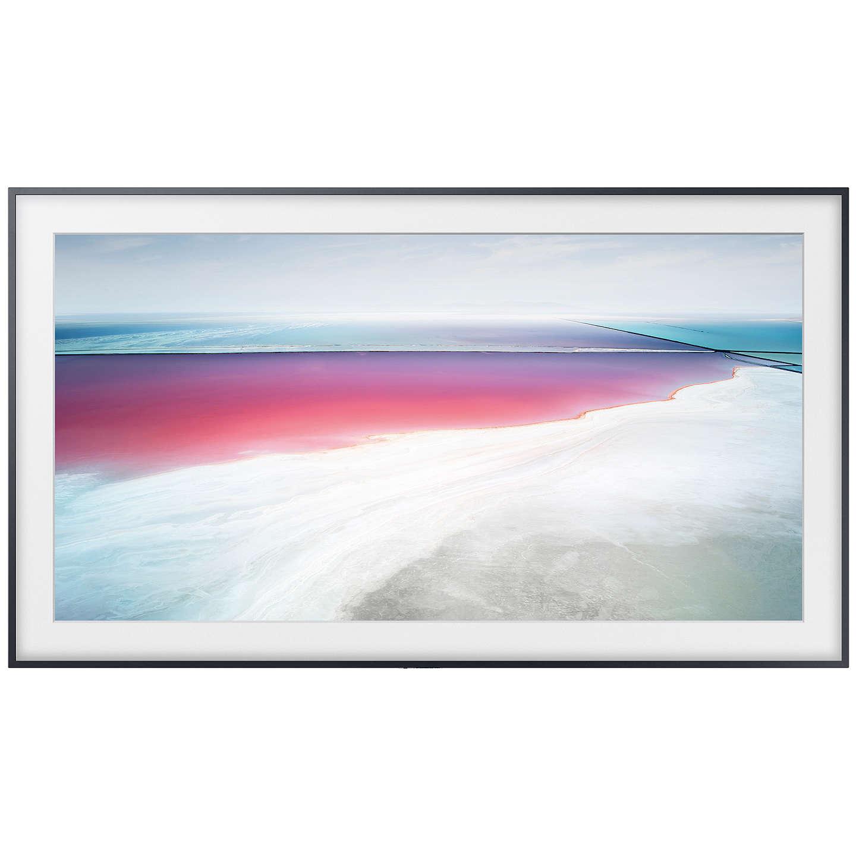 samsung the frame art mode tv with no gap wall mount 65. Black Bedroom Furniture Sets. Home Design Ideas