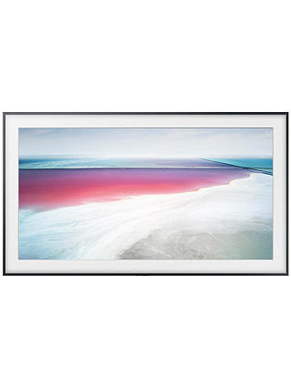 Samsung The Frame Art Mode TV with No-Gap Wall Mount, 43