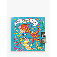 Buy Rachel Ellen Mermaid Secret Diary Online at johnlewis.com