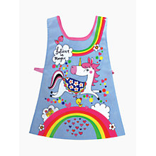 Buy Rachel Ellen Unicorn Children's Apron Online at johnlewis.com