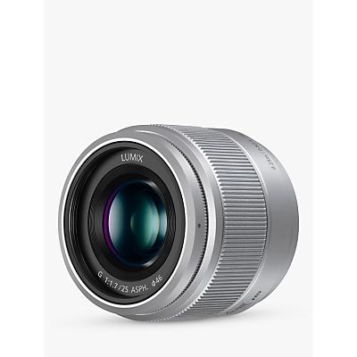 Panasonic Lumix G 25mm f/1.7 Lens