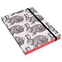 Buy Art File Bound & Dash A5 Notebook Online at johnlewis.com