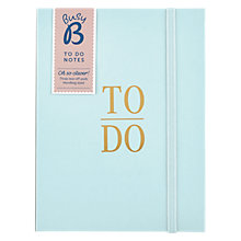 Buy Busy B Contemporary To Do Notes Online at johnlewis.com