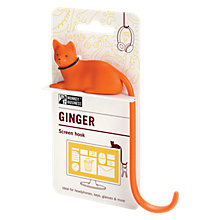 Buy Luckies Ginger Cat Screen Hook Online at johnlewis.com