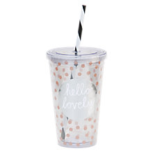 Buy Caroline Gardner Hello Lovely Cup Online at johnlewis.com
