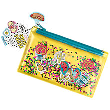 Buy NPW Liquid Pencil Case, Yellow Online at johnlewis.com