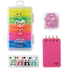 Buy Tinc Nifty Snifty Gift Set, Pink Online at johnlewis.com