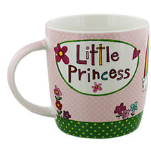 Buy Rachel Ellen Little Princess Childrens Mug Online at johnlewis.com