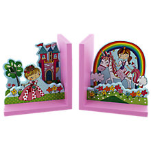 Buy Rachel Ellen Princess Bookends Online at johnlewis.com