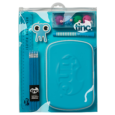 Product photo of Tinc school stationery set