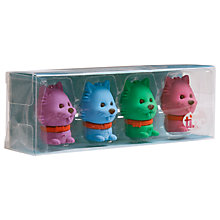 Buy Tinc Dogs Scented Erasers, Set of 4 Online at johnlewis.com