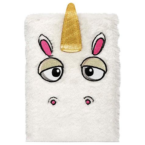 Buy npw fluffy unicorn notebook john lewis buy npw fluffy unicorn notebook online at johnlewis negle Choice Image