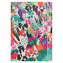 Buy Portico A5 Multi Carnival Notebook Online at johnlewis.com