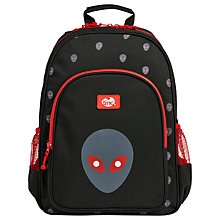 Buy Tinc Alien Backpack, Black Online at johnlewis.com