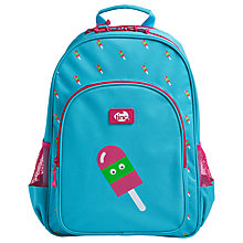 Buy Tinc Lolly Backpack, Blue Online at johnlewis.com