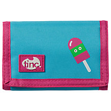 Buy Tinc Lolly Wallet, Blue Online at johnlewis.com