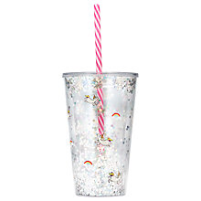 Buy NPW Unicorn Drinks Bottle Online at johnlewis.com