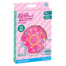 Buy Mustard USB Powered Doughnut Cup Warmer Online at johnlewis.com