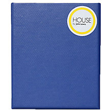 Buy House by John Lewis Navy Pen Pot Online at johnlewis.com