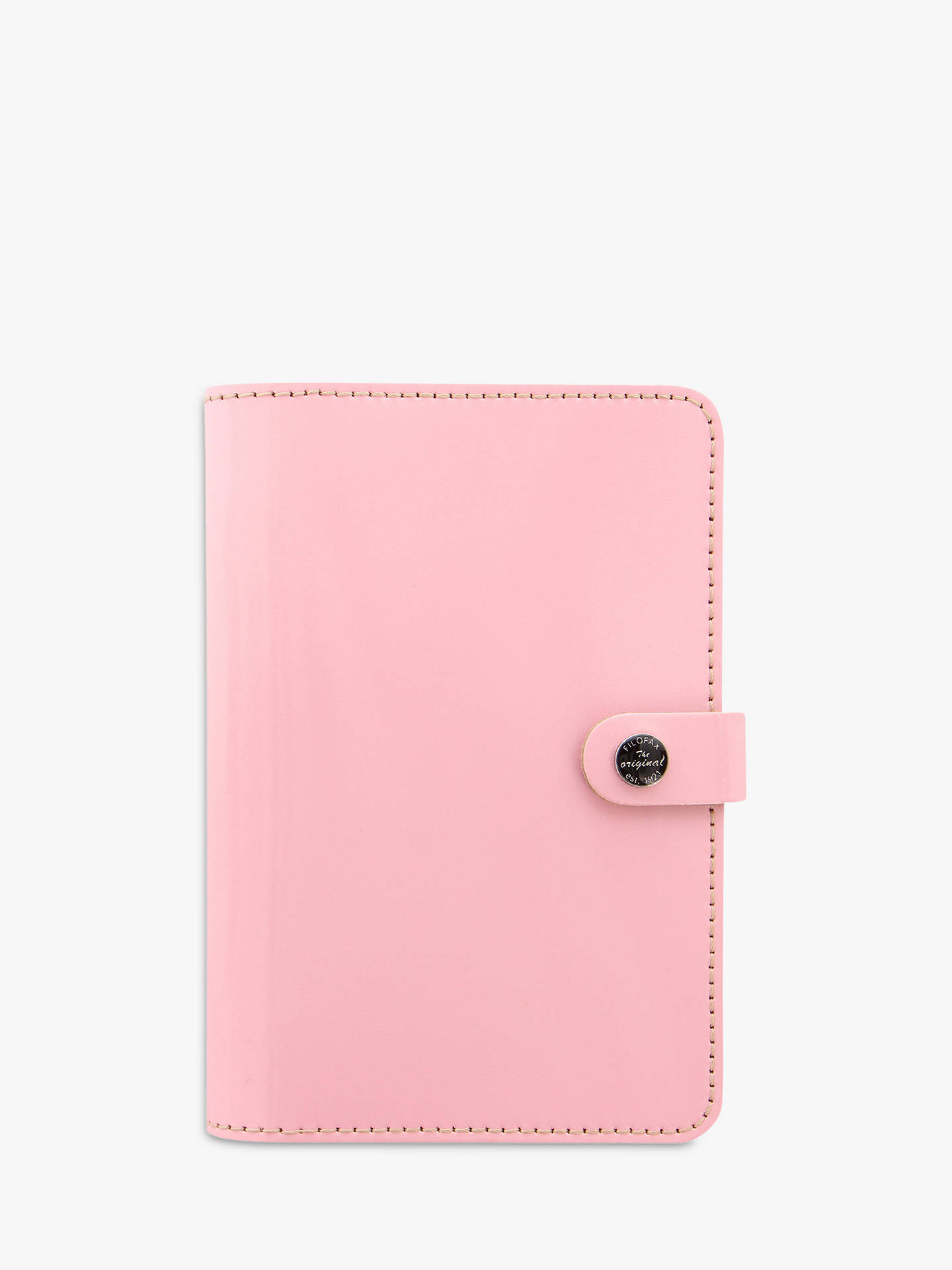Buy Filofax The Original Personal Organiser, Rose Online at johnlewis.com
