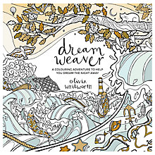 Buy Dreamweaver Colouring Book Online at johnlewis.com