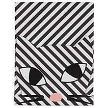 Buy Lulu Guinness Cat Jotter Online at johnlewis.com